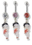 Navel Dangle Betty Boop As low as 1.75